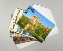 Pack of 8 Northumbrian Notecards.